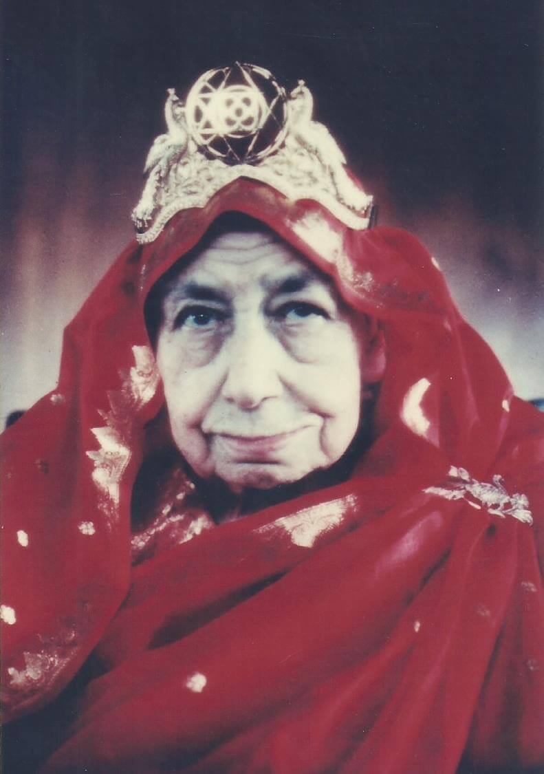 श्रीअरविंद आश्रम की संस्थापक श्री माँ