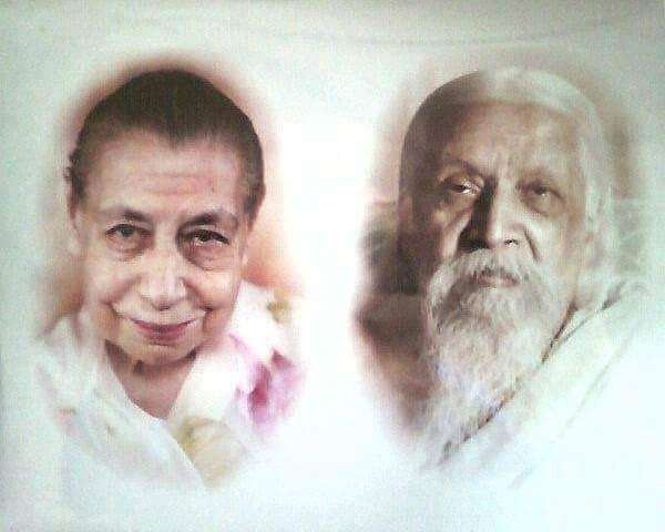 महर्षि श्रीअरविंद और श्रीमाँ