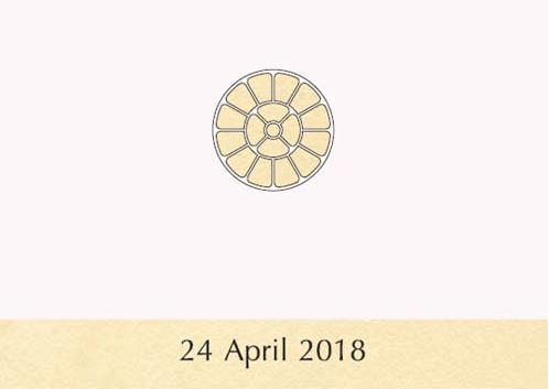 दर्शन संदेश श्रीअरविंद आश्रम २४ अप्रैल २०१८