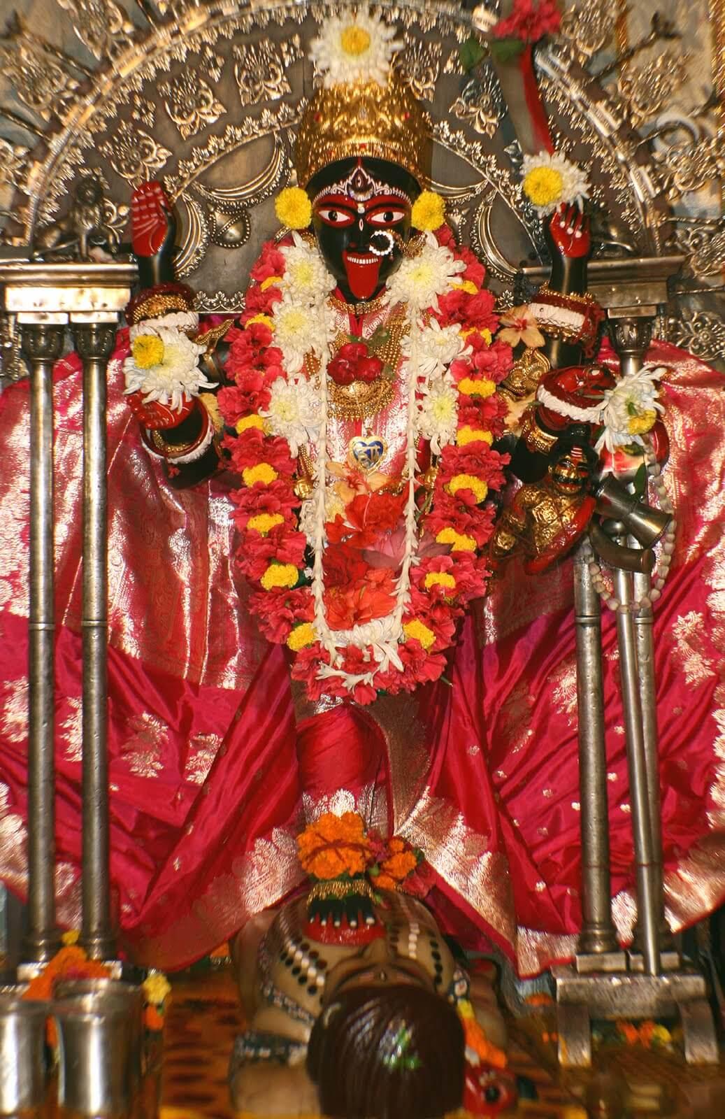भद्र्काली – श्रीमाँ की अलौकिक कहानी