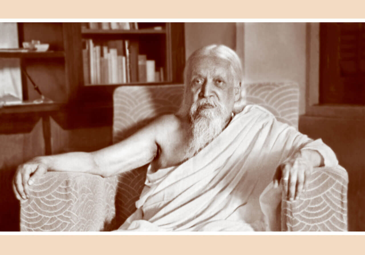 15 अगस्त 2019 दर्शन संदेश श्रीअरविंद का जन्मदिवस